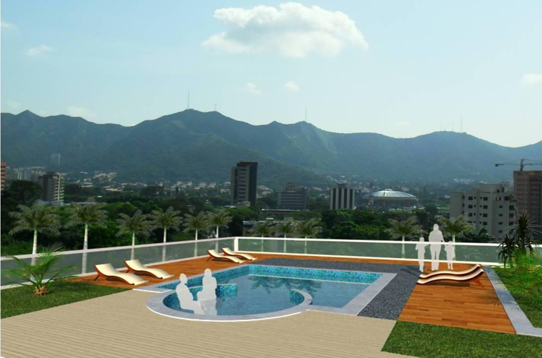 Proyecto de piscina con la comodidad y la elegancia que for Proyecto de piscina