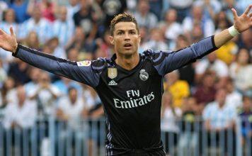 Cristiano Ronaldo - Real Madrid - EPA