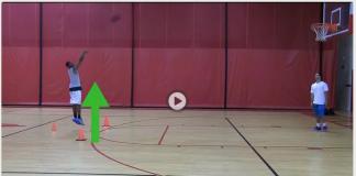 Baloncesto: Tiro de tres