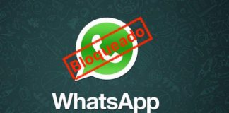 Whatsapp bloqueo