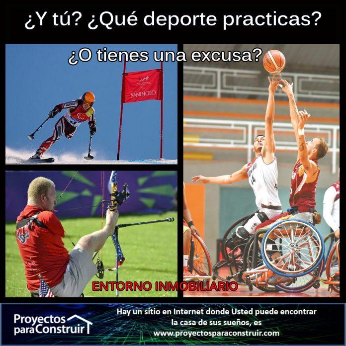 Excusas deportes
