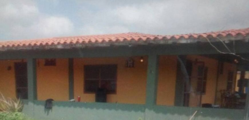 💎 EI100. Finca Operativa en Municipio Jacura, Falcón