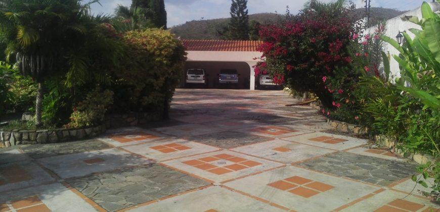 En venta espectacular Casa en El Solar, Guataparo, Valencia
